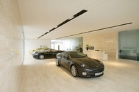 Aston Martin s'installe en Chine