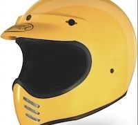 Premier Helmets Trophy MX: vintage même en off-road