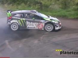 [vidéo] WRC Allemagne : Ken Block retourne au boulot (avec ses collègues de Ford)
