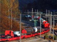 Ferroutage : les camions pourront prendre l'autoroute ferroviaire entre Luxembourg et Perpignan !