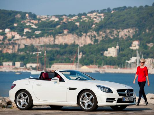 Nouveau Mercedes SLK 250 CDI : le pas est franchi