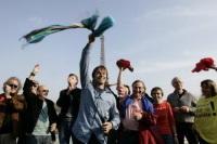 Des milliers d'écologistes ont manifesté avec Nicolas Hulot à Paris