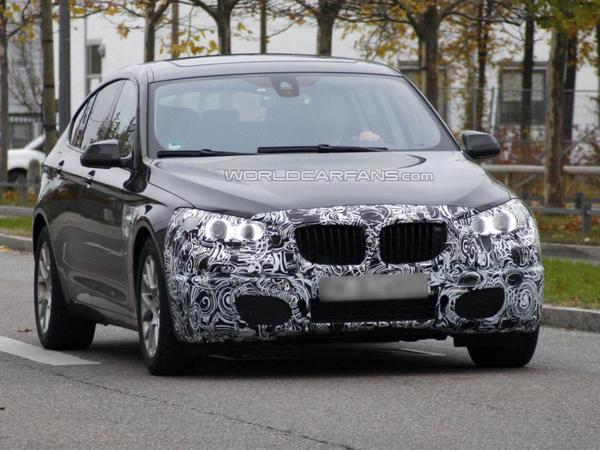 BMW Série 5 GT : le restylage là aussi en préparation
