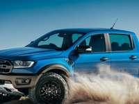 Ford va vendre un Ranger Raptor V8 en Australie