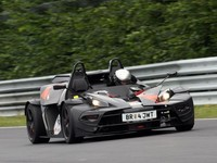 Ring Folies : le KTM X-Bow RR en 7'25''