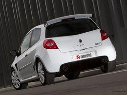 [Vidéo] Dopez votre Renault Clio RS avec un échappement Akrapovic