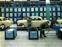 L'usine suédoise de Volvo fête ses 50 ans
