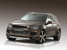 VW Touareg par JE Design : même pas moche