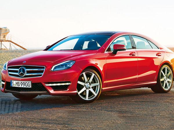 Future Mercedes BLS : comme ça ?