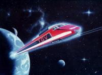 Le TGV : tentative de record du monde de vitesse sur rail