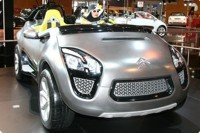 Citroën C-Buggy Concept : les photos de Madrid