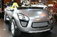 Citroën C-Buggy Concept : les photos de Madrid