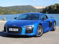 Essai vidéo - Audi R8 : retour aux affaires