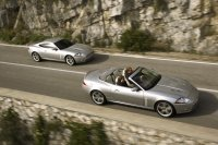 Nouvelles Jaguar XKR coupé et cabriolet : présentation