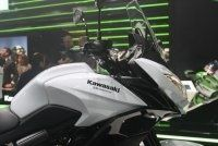 En direct d'Intermot : Kawasaki Versys 650