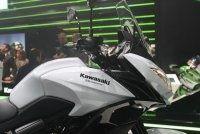 En direct d'Intermot : Kawasaki Versys 650