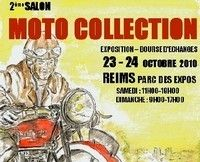 2ème Salon de la Moto de Collection à Reims ce week-end.