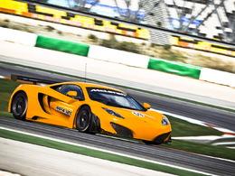 McLaren a déjà vendu les 20 premières MP4-12C GT3