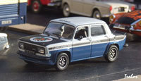 Miniature : 1/43ème - SIMCA 1000 Rallye 2 coupe SRT 77