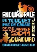 Enduropale/Quaduro 2011 : les inscriptions sont ouvertes