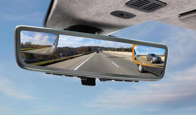 CES 2020 : Aston Martin va dévoiler un rétroviseur central numérique