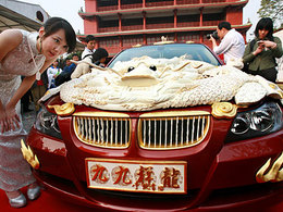 Marché: 230.000 BMW au rappel en Chine