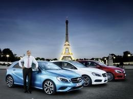 Mercedes Classe A : 90.000 commandes, mieux que la VW Golf 7