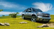 Le Chevrolet Avalanche flexfuel E85 veut faire chavirer le coeur des Américains