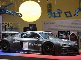 [vidéo] Le joystick ultime : cette Audi R8 LMS est une manette