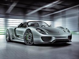 Le Concept hybride Porsche 918 Spyder bientôt exposé au Musée Porsche
