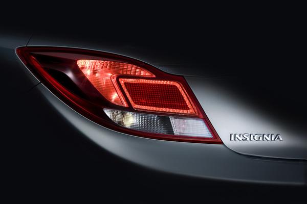 Opel confirme l'Insignia en image et en vidéo