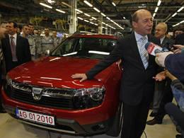 Groupe Renault félicité pour ses investissements par le président ... roumain