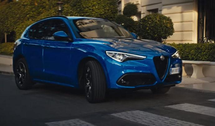 Kimi Raïkkönen star d'une pub Alfa Romeo