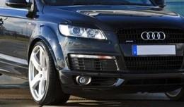 Avus passe à l'Audi Q7
