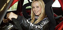La femme de Ralf Schumacher se lance dans la compétition