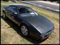 La photo du jour: Venturi Transcup 210 V6 Turbo.