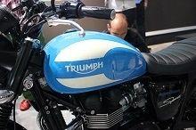 En direct d'Intermot – Triumph: la Spirit fait du bon esprit