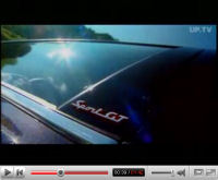 Maserati Quattroporte Sport GT S en vidéo