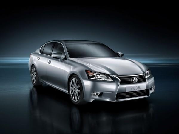 Nouvelle Lexus GS : la voilà avec un peu d'avance