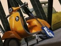 La photo du jour : Vespa made in FLCL