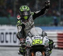 MotoGP - Silverstone Qualifications: on n'arrête plus Crutchlow !