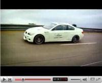 BMW Serie 3 Coupé GP3 10 Gas Powered by AC Schnitzer en vidéo
