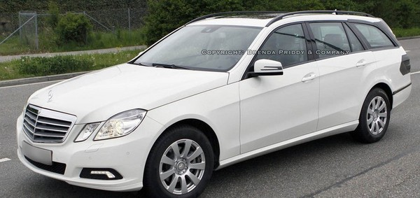 Spyshot : la Mercedes Classe E break arrive