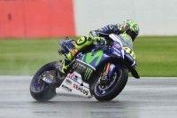 MotoGP - Silverstone Qualifications : Rossi parmi les favoris