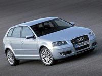 Les Audi A3 : encore plus vertes !