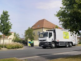Une nouvelle benne à ordures ménagères au GNV disponible en France