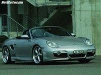 Boxster Z-art: Cure de jouvence pour le Roadster Porsche.