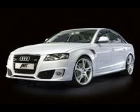 Essen Motorshow : Audi AS4 by Abt