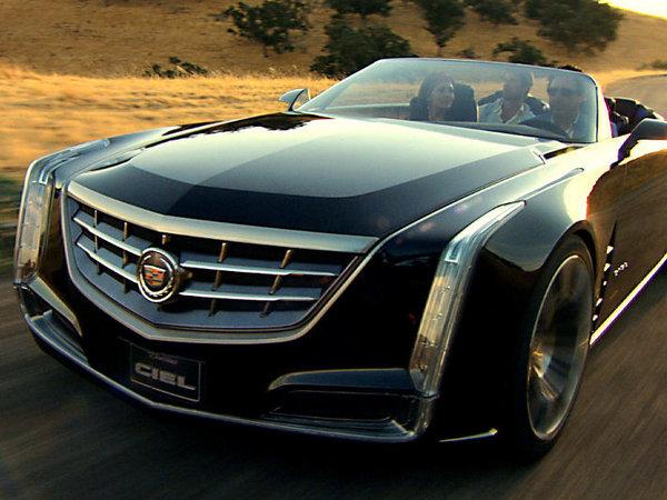 "Cadillac Ciel Concept: une ""immense"" Cadillac (vidéo)"