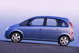 Opel adopte une politique commerciale agressive pour le Mériva
